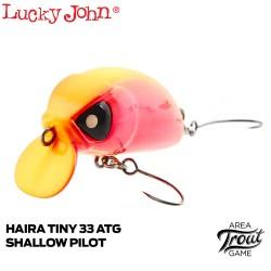 Lucky John Vobler Haira Tiny 33F ATG Shallow Pilot