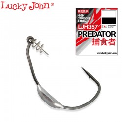 Lucky John Carlig Offset Predators lestat 357