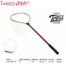 Lucky John Minciog Area Trout Game 115x35x45CM