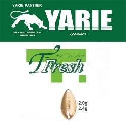 Yarie-Jespa Oscilanta T-Fresh 2 Grame