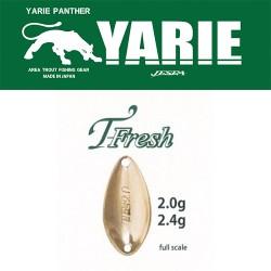 Yarie-Jespa Oscilanta T-Fresh 2.4 Grame