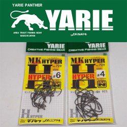 Yarie Jespa Carlige MK Nanotef 729