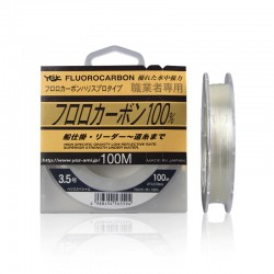YKG Harriss Fluorocarbon 30lb 100m Special