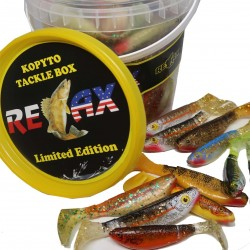Relax Kopyto Print Tackle Box *(80buc/set)