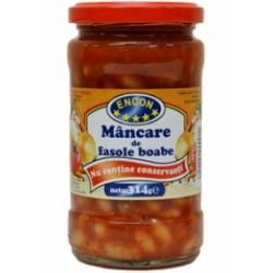 Mancare Fasole Encon 314gr