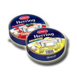 Hering in ulei vegetal Kreo 160gr *(30)