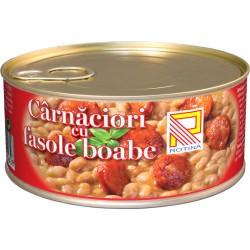 Carnaciori cu fasole Rotina 300gr *(6)