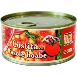 Costita cu fasole Rotina 300gr *(6)