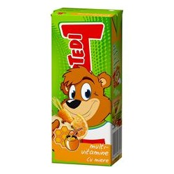 Suc Tedi cu pai 250ml *(3)