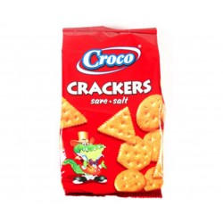 Croco crackers sare 100gr *(12)