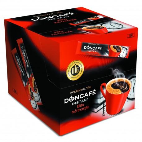 Cafea solubila Doncafe elita instant 1.8g - 100 plicuri