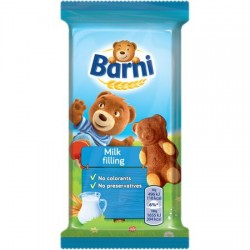Prajitura cu lapte 30g Barni *(24)