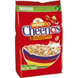 Cereale Nestle Cheerios honey 250g