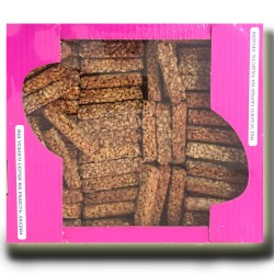 Baton seminte cu caramel, 1.5kg, Homka