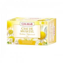 Ceai de Musetel 20 plicuri, Celmar