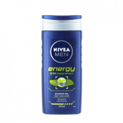 Gel de dus Nivea Men Energy, 250ml