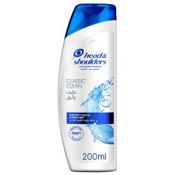 Sampon Head&Shoulders Classic Clean 200 ml