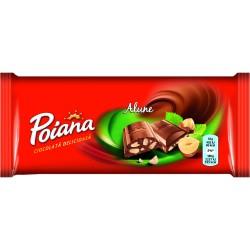 Ciocolata cu alune 90g Poiana