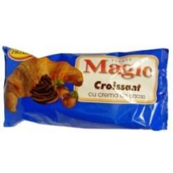 Croissant ciocolata 90g -Magic