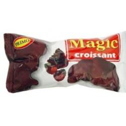 Croissant glazurat 90g - Magic