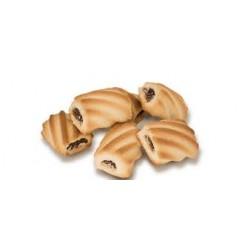 Biscuiti cu gem Decor Alb 1.2kg - Delicia