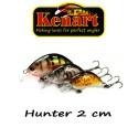Vobler Clean Kenart Hunter Floating 2cm 1.5g