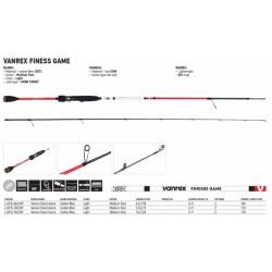 Lanseta Vanrex Finesse Game 1.98m (3-9gr) Lucky John