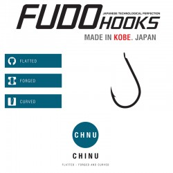Carlige Fudo Chinu, Black Nickel