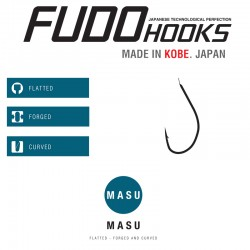 Carlige Fudo Masu , Black Nickel