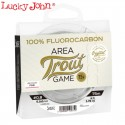 Lucky John FIR FLUOROCARBON ARE TROUT GAME ROZ 75M