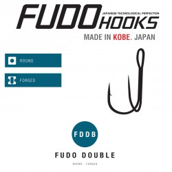 Ancore Fudo Double , Black Nickel