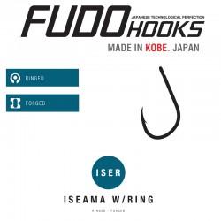 Carlige Fudo Iseama Ring , Black Nickel