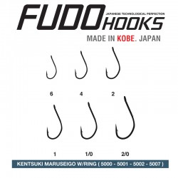 Carlige Fudo Kentsuki Maruseigo Ring , Teflonat