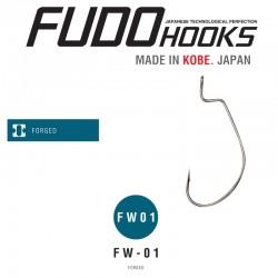 Carlige Fudo Offset FW-01 (BULK)