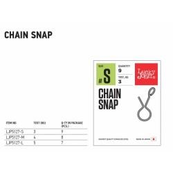 Agrafa, Chain Snap, Lucky John