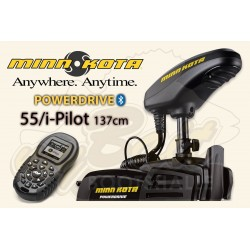 Motor Electric MinnKota Powerdrive 55 IP BT 137cm