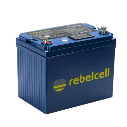 Rebelcell Baterie 12V/50Ah + Incarcator