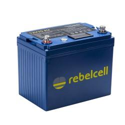 Rebelcell Baterie 12V/70Ah + Incarcator