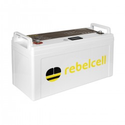 Rebelcell Baterie 24V/100A + Incarcator Waterpoorf