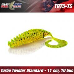 Turbo Twister 11cm Standard  Relax (10buc/plic.)