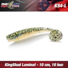 King Shad 10cm Laminat Relax (10buc/plic)