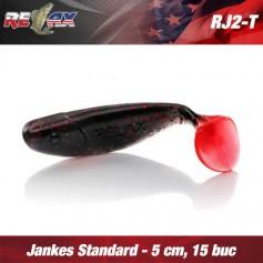 Jankes 5cm Tail Relax (15buc/plic)