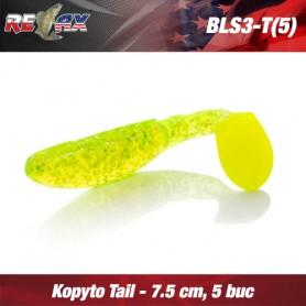 Kopyto 7,5cm Tail Relax (plic 5 buc.)