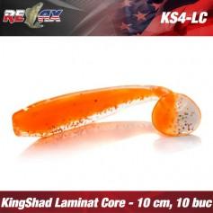 King Shad 10cm Laminat Core Relax (10buc/plic)