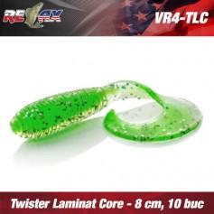 Twister 8cm Laminat Core Relax (10buc/plic)