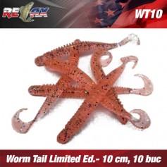 Worm Tail 10 CM Limited Edition (10buc/plic)