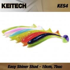 Keitech Easy Shiner, Shad, 10cm