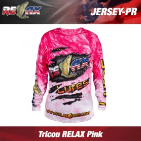 Tricou Relax Pink