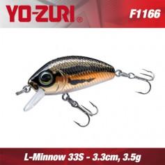 YO-ZURI L-MINNOW 3,3cm S (NEW SERIES)