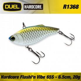 Hardcore Flashi'n Vibe 6.5cm/20gr Sinking